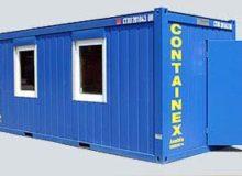 kontener biurowy